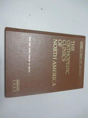 欣欣小棧   原文書*ORTHOPEDIC CLINICS OF NORTH AMERICA 1994 january(