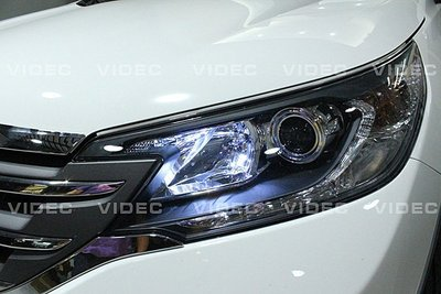 大台北汽車精品 HID HONDA 12 CRV 四代 T10 LED 小燈 牌照燈 台北威德