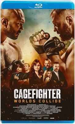 【藍光影片】籠中鬥獸 / Cagefighter:Worlds Collide (2020)
