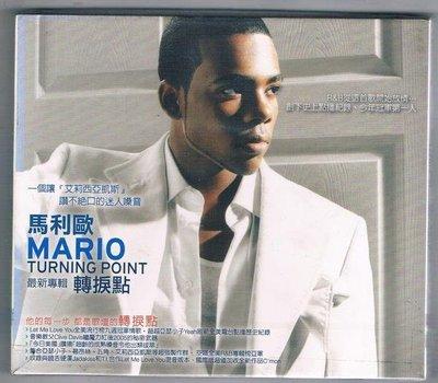 [鑫隆音樂]西洋CD-馬利歐 Mario:轉捩點Turning Point /82876670602 (全新)