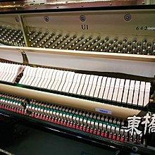 YAMAHA U1 2016年 鋼琴 99.99%新 YAHOO拍賣價$36800 日本 全新一樣