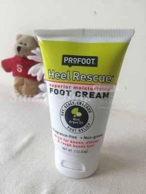 【Sunny Buy】◎現貨◎ 美國 Heel Rescue 保濕足霜 足部護理 防腳跟龜裂
