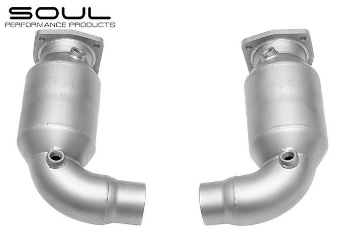 【樂駒】 Soul Performance Products Porsche 991 Turbo Sport