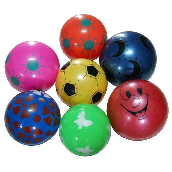 【Treewalker露遊】150006 八吋玩具彈力球韻律瑜珈健身球 直徑20cm~運動軟性安全珍珠光球