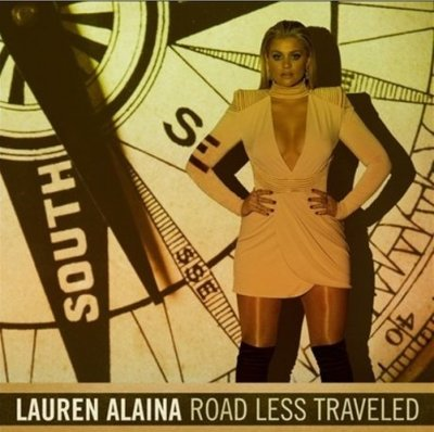 冒險旅程(德國進口) Road Less Traveled / 蘿倫艾勒娜 Lauren Alaina---573568