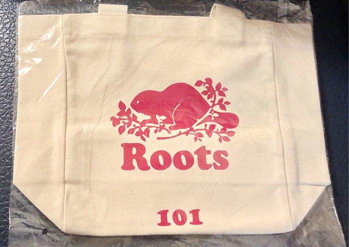 Roots 101購物袋紅色—含運