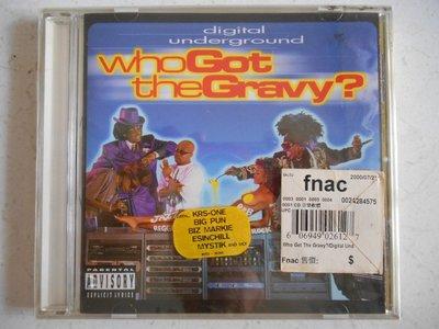 Digital Underground - Who Got the Gravy? 進口美版