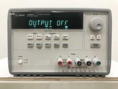 Agilent E3632A 直流電源供應器