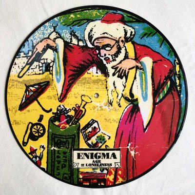絕版收藏ENIGMA-Age of Loneliness 黑膠唱片LP