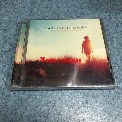 【樂樂音像】Casting Crowns - The Very Next Thing可車載音樂CD 精美盒裝