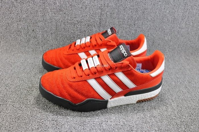 adidas BBall Low 黑白紅 經典 低幫 休閒滑板鞋 男鞋 B43593