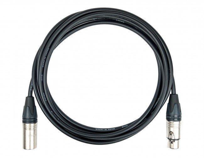 【六絃樂器】全新日本 Canare L-2T2S + Neutrik XLR 麥克風線5米/ 舞台音響設備 專業PA器材