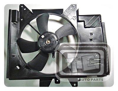【TE汽配通】FORD 福特 ESCAPE TRIBUTE 2.3 04-07年 水箱風扇 水扇總成 日本馬達