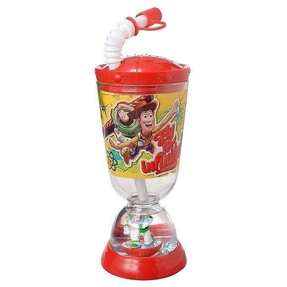 日本 迪士尼 直購 水瓶 玩具總動員 胡迪 巴斯光年 水杯