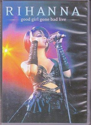 音樂居士#Rihanna.-.Good.Girl.Gone.Bad.Live 蕾哈娜壞壞乖乖女演唱會 D9 DVD