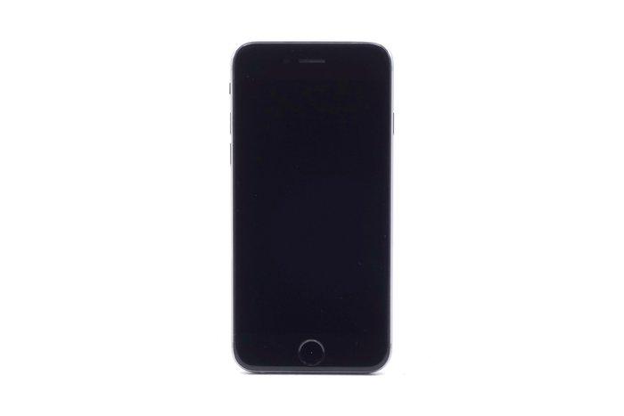 【台中青蘋果競標】Apple iPhone 6 太空灰 64G 4.7吋 蘋果手機 瑕疵機出售  #28135