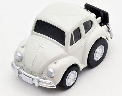 【秉田屋】TomyTec Z-31a Choro-Q 阿Q Volkswagen VW 福斯 Type I Beetle
