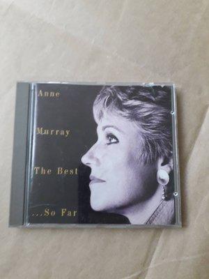 (下標即結標)ANNE MURRAY-THE BEST...SO FAR 精選
