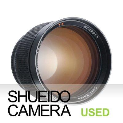 集英堂写真機【6個月保固】極上品/ CONTAX 蔡司 PLANAR T*85mm F1.2 鏡頭 50週年 12012