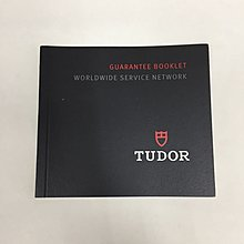 Tudor guarantee Booklet