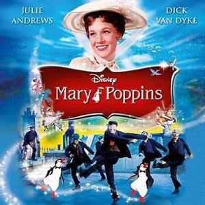 歡樂滿人間 經典重現 Mary Poppins 電影原聲帶---8739443