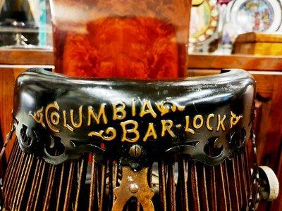 { Ruminant 慕名古物 } COLUMBIA BAR LOCK No.8打字機1898年