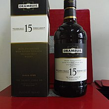 Scotch Whisky DRAMBUIE 15 YEAR OLD LIQUEUR 1L