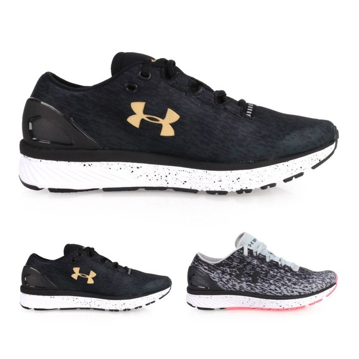 UNDER ARMOUR Charged Bandit 3 Ombre女慢跑鞋(免運【02017110】≡排汗專家≡