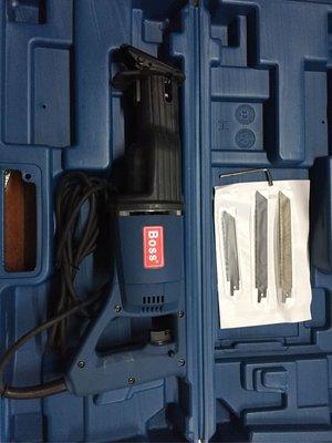 工具醫院 BOSS JF-30 JF30 插電式 軍刀鋸 金屬板切割 直線切割 線鋸機 電鋸 金工鋸