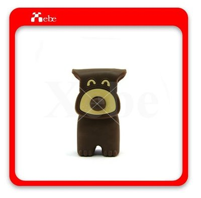 扣子狗隨身碟 - usb 隨身碟 推薦 造型隨身碟 各式客製化造型禮贈品