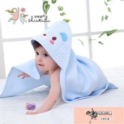嬰兒抱被 抱被新生兒用品秋冬季加厚款初生兒襁褓外出寶寶抱毯睡袋嬰兒包被【韓潮來襲】