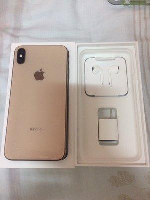 台中面交 保固 二手美品 九成新以上 iphone xs max 256g 金色 另售 pro 11 max 綠 64g