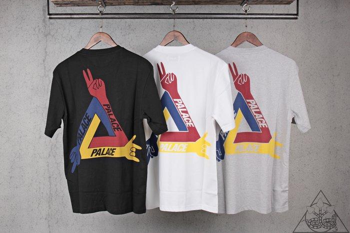 【HYDRA】Palace JCDC T-Shirt 手指 手勢 短T【PLC143】