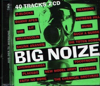 八八 - B.I.G. N.O.I.Z.E. - 2 CD - Big Noise Reamonn H-Blockx