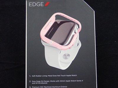 k 熱賣 Apple Watch 44mm DEFENSE EDGE 刀鋒系列 保護殼 x-doria 防摔邊框 40m