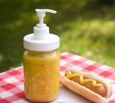 【激安殿堂】reCAP 窄口按壓瓶蓋( 透明 玻璃罐 玻璃瓶 果醬罐 保養品罐 實驗罐 可樂罐 )