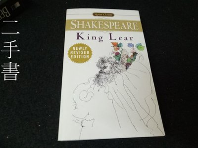 【珍寶二手書齋Bw1】The tragedy of King Lear:9780451526939,