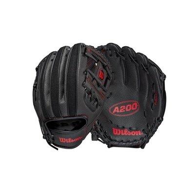 野球人生---WILSON A200 兒童棒壘手套 WBW10020510