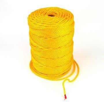 【TRENY直營】台灣製造 PE尼龍繩1分半橘色1尺  PE 尼龍繩 安全 居家 繩子 1711