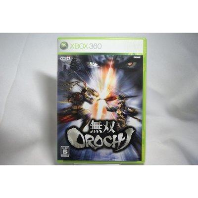 [耀西]二手 純日版 XBOX 360 無雙 OROCHI 蛇魔 含稅附發票