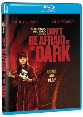 合友唱片 面交 自取 別怕黑 (藍光BD) Don't Be Afraid of the Dark