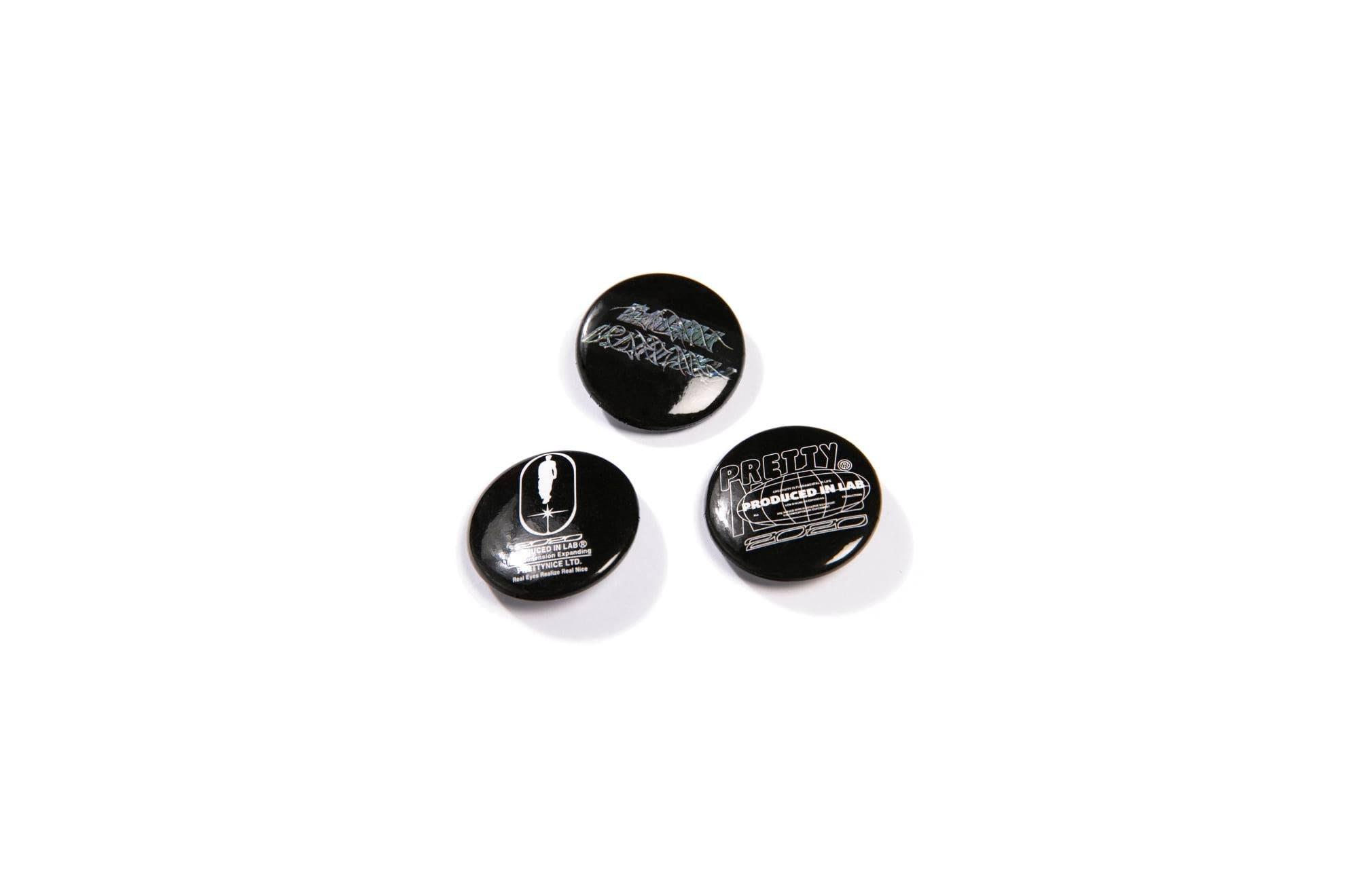 GOSPEL【PN X PIL Dedication : Badge pack-Multicolor】胸章組合 3入