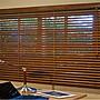 【巧巧窗簾】木織簾、木質百葉窗、羅馬簾、...