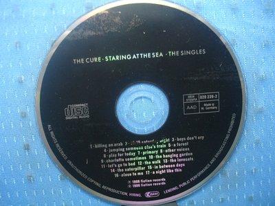 [無殼光碟]GS The Cure  Staring at the Sea: The Singles