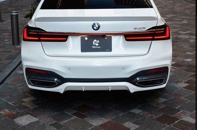 ✽顯閣商行✽日本 3D design BMW G11/G12 尾翼 鴨尾 改裝 空力套件 小改款 LCI
