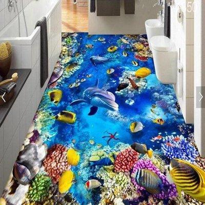 現貨/3D創新地毯客廳沙發茶幾地毯臥室床邊毯兒童地毯廚房浴室地墊38SP5RL/ 最低促銷價