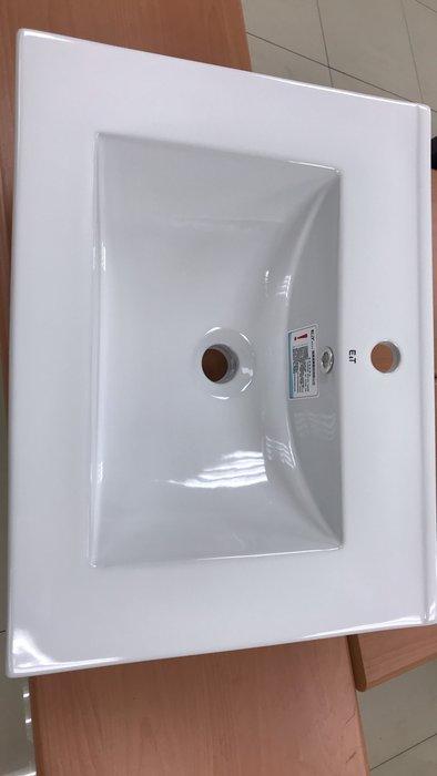 FUO衛浴: 國寶品牌優質薄邊盆60X46cm T61便宜出清