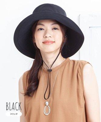 日本原裝 irodori 寬帽沿遮陽漁夫帽 防曬遮陽帽  夏季涼感 摺疊帽 防紫外線 2021新款❤JP
