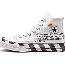 Converse Off-White Chunk Taylor 70