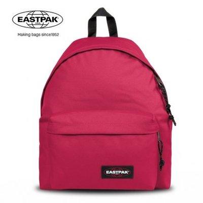 【EASTPAK】Padded Pakr®後背包 One Hint Pink【威奇包仔通】(476162015802)